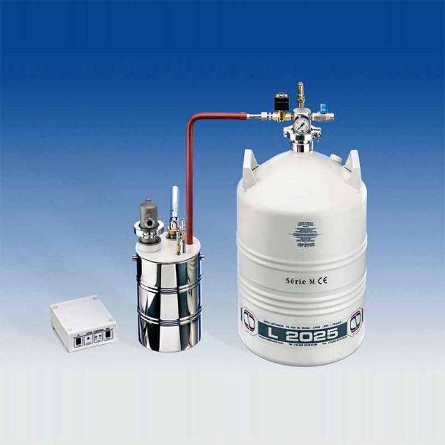 普迈WIGGENS 自动液氮液位控制单元(用于手动样品低温收缩测试)