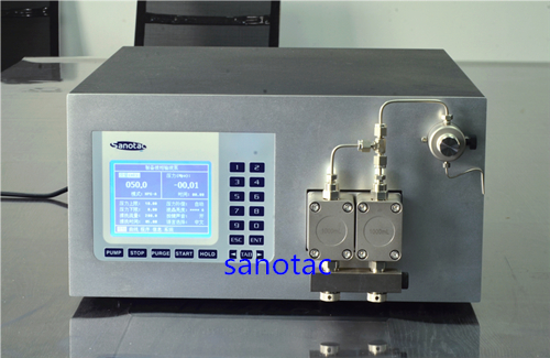 高压输液泵  引发剂A 精确输送用 熔喷聚丙烯研发