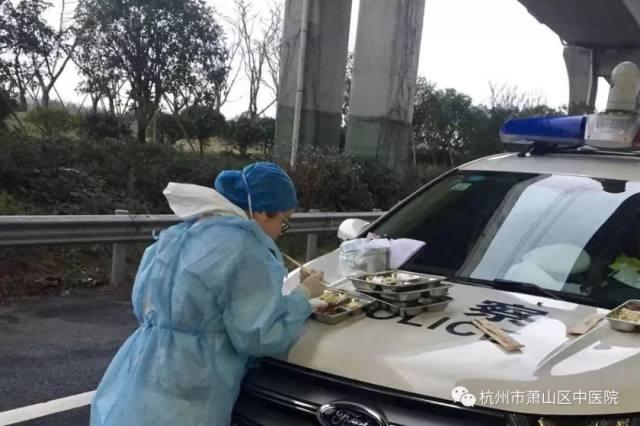 上下齐心,众志成城!萧山中医院医共体共同战「疫」纪实