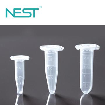 NEST 2.0mL微量离心管,圆底(620011)