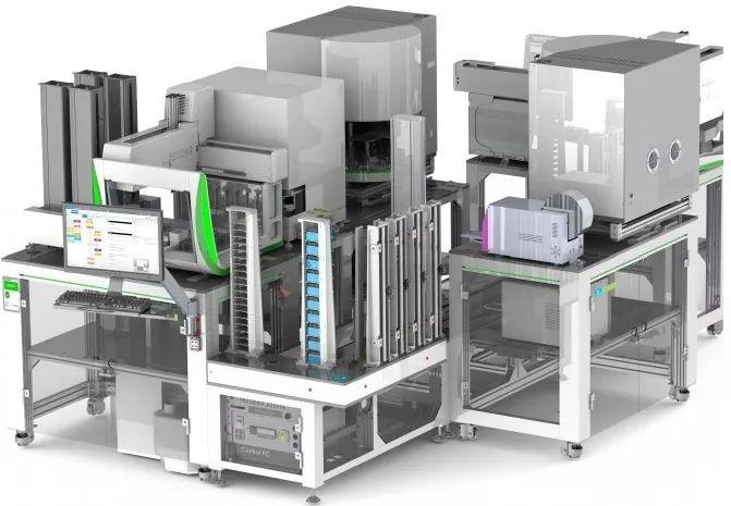 自动化机器人整合系统(ARS)