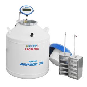 普迈WIGGENS ARPEGE 系列铝制生物制品储存罐