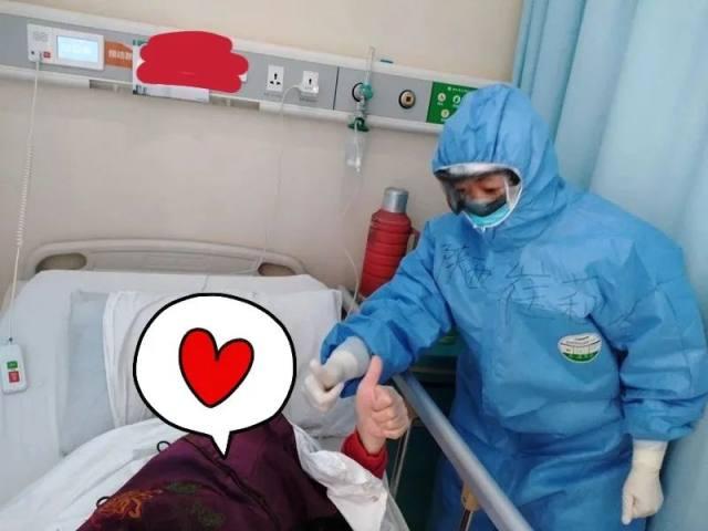 延安大学附属医院崔莉——武汉抗疫前线的美丽天使