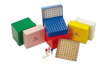 普迈WHEATON CryoFile 和CryoFileXL 加强型储存盒