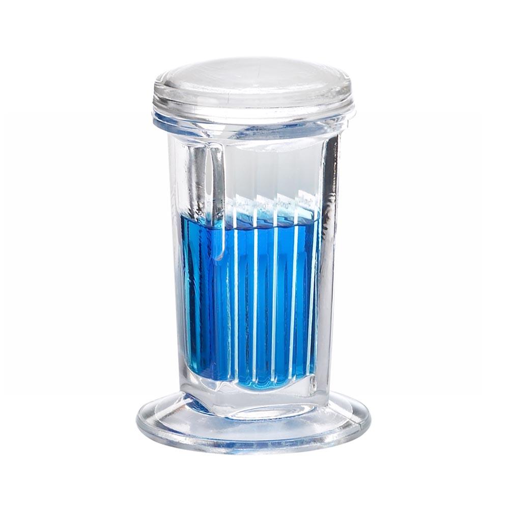 普迈WHEATON 玻璃盖Coplin 染色缸 5-10 个滑槽单元