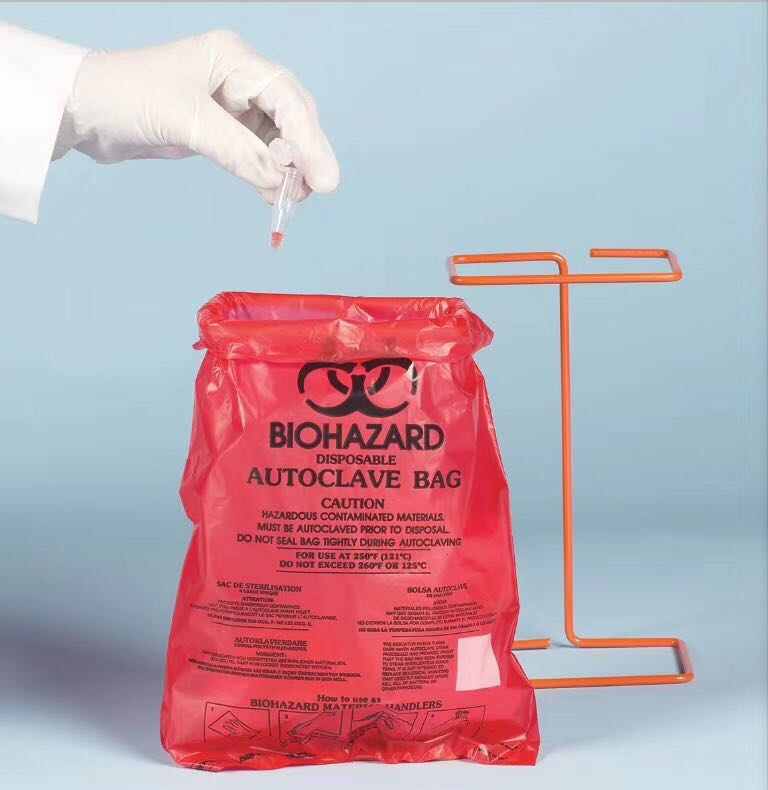美国SP Scienceware生物危害样品垃圾袋