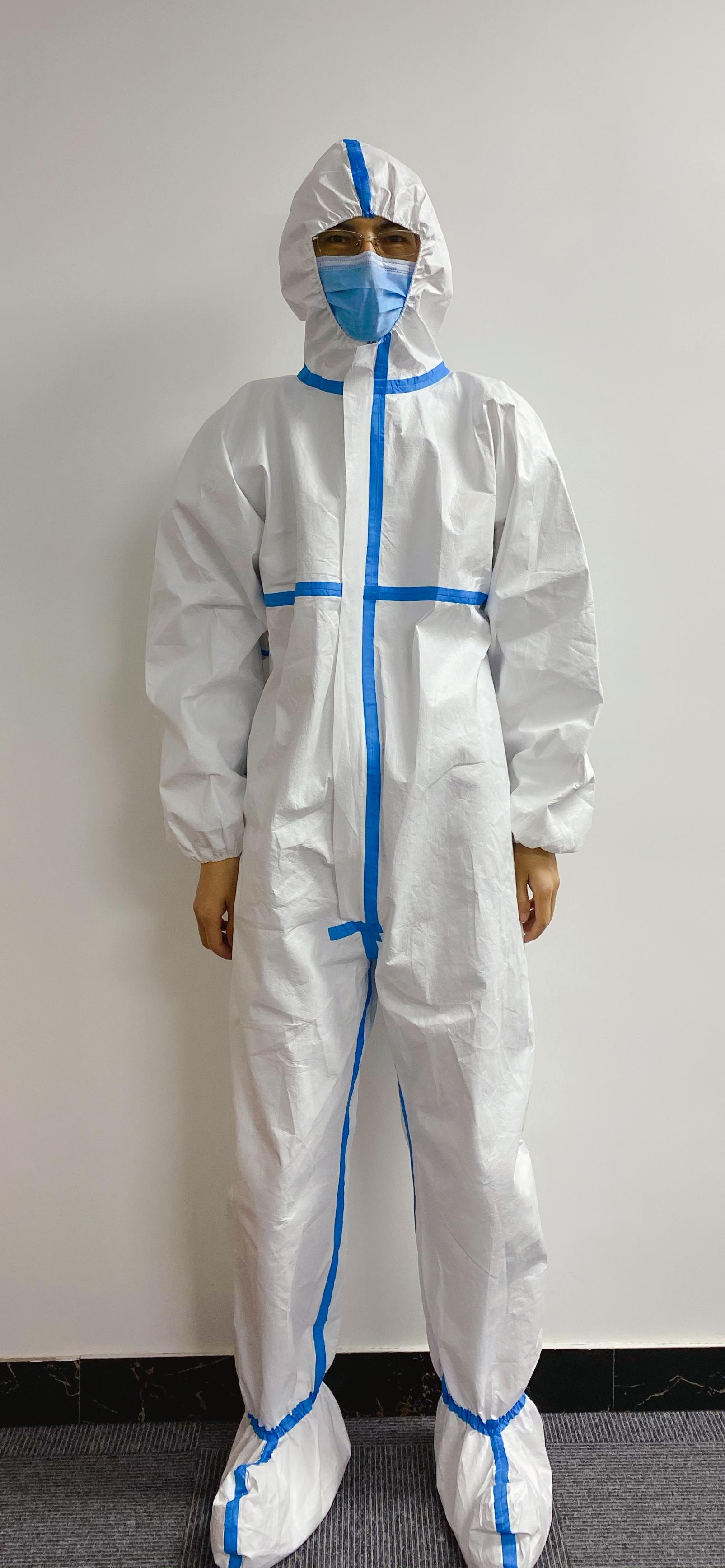 医用防护服(非无菌)