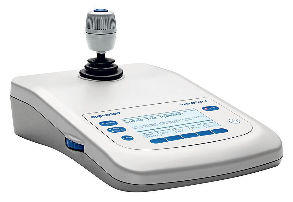 Eppendorf InjectMan® 4 显微操作仪
