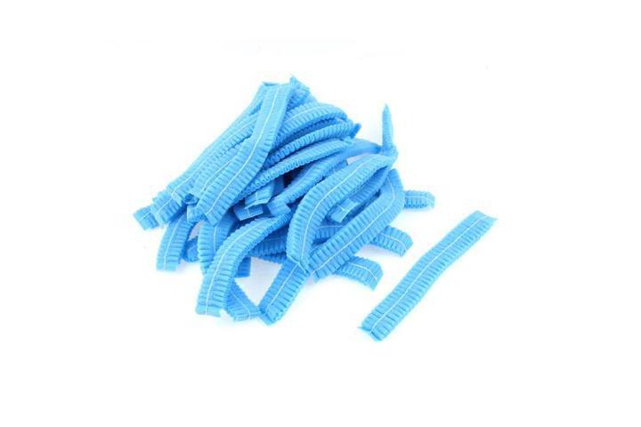 NEST 无纺布条形帽,蓝/白