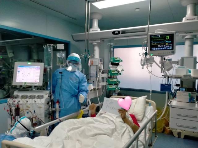 树兰杭州医院援汉日记⑬   「医生,我觉得有点冷!」