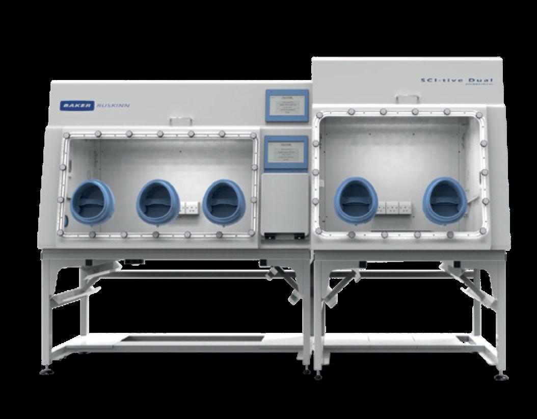 Sci-tive Dual不对称 厌氧/低氧工作站(低氧培养箱)