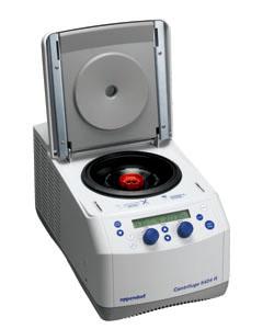 5424/5424 R 小型台式高速冷冻离心机