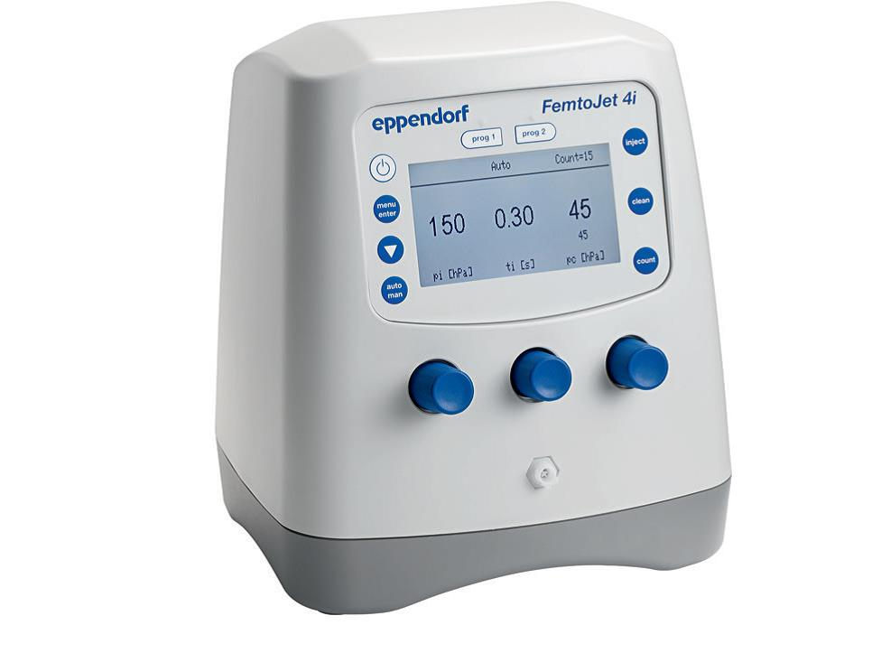 FemtoJet 4i/4x 微量自动注射仪