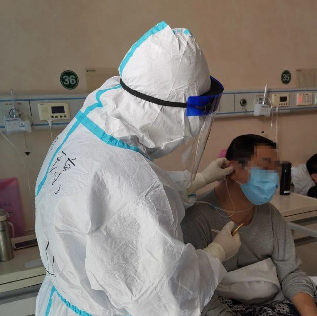 【驰援日记】我们在光谷: 中医适宜技术来助力
