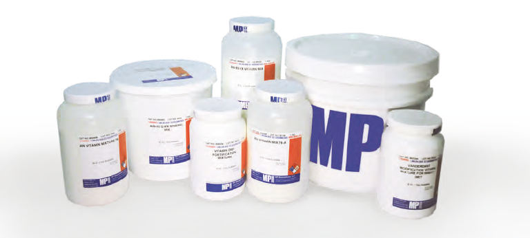 蛋氨酸/膽堿限制型飼料(MCD)-顆粒