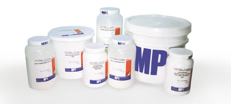 蛋氨酸/膽堿缺乏飼料(MCD)-顆粒