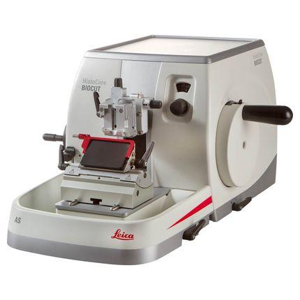 徕卡/Leica HistoCore BIOCUT - 手动轮转式切片机