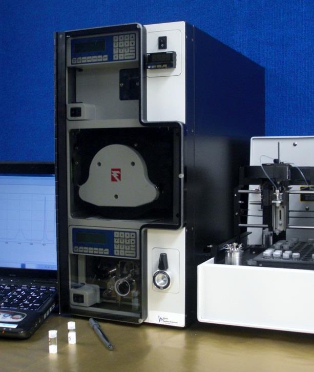 CHDF3000高分辨率纳米粒度仪