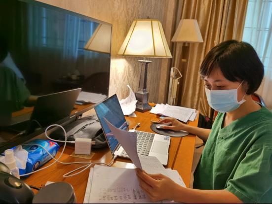 深圳市中医肛肠医院战疫日记   有一种感动,叫你们的守护