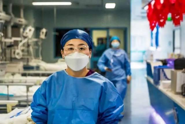 树兰杭州医院援汉日记 ⑮   你怎么这么好看?!