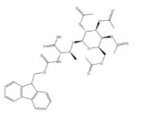 Fmoc-L-Thr((Ac)4-β-D-Gal)-OH