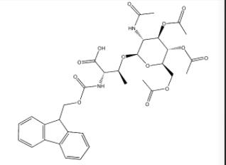 Fmoc-L-Thr((Ac)3-β-D-GlcNAc)-OH