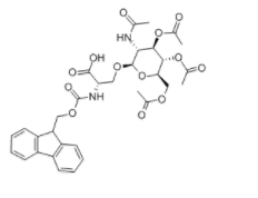 Fmoc-L-Ser((Ac)3-β-D-GlcNAc)-OH
