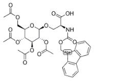 Fmoc-L-Ser((Ac)4-β-D-Glc)-OH