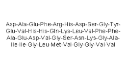 Amyloid β Peptide(1-40) human