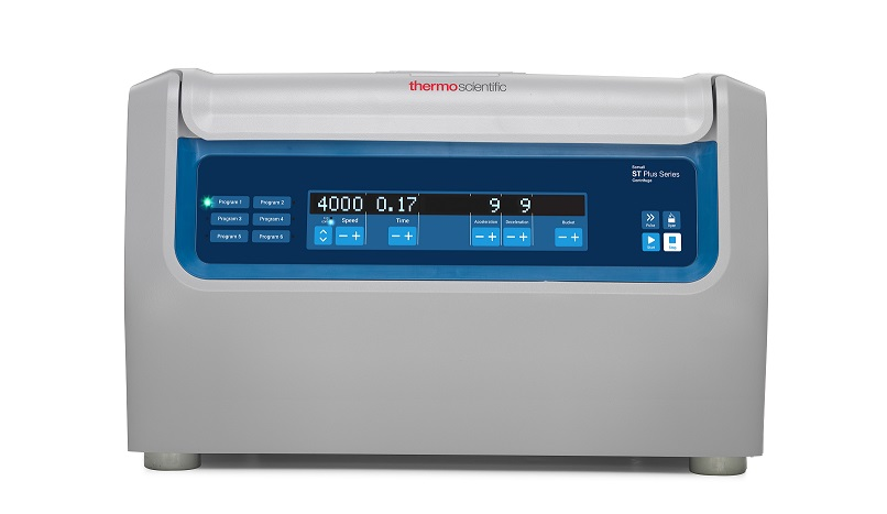 Thermo Scientific Sorvall™ ST4 Plus 系列离心机