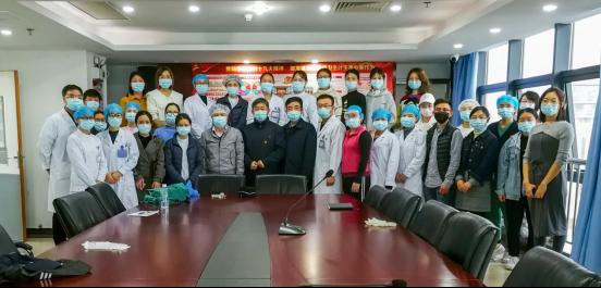 深圳市中医肛肠医院致敬抗「疫」一线巾帼「守护者」