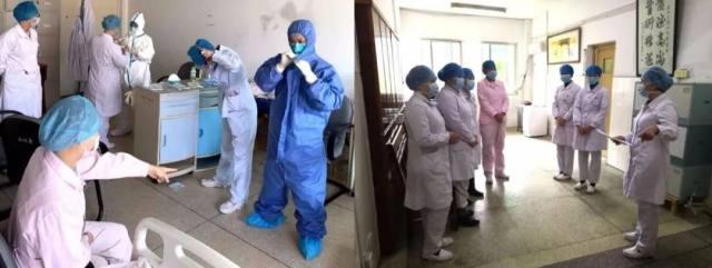 战疫她力量——涵医护理团队抗疫纪实丨妇女节
