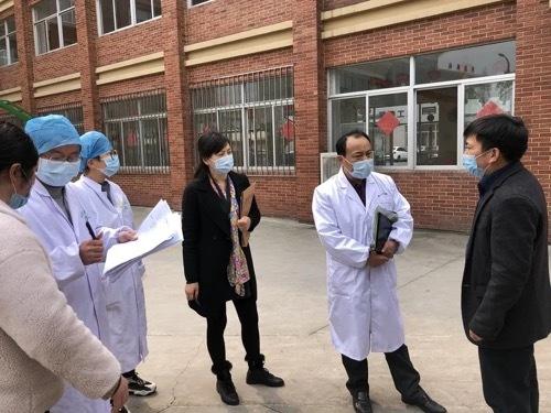 打出「2233」组合拳,萧山中医院医共体总院助力企业复工复产
