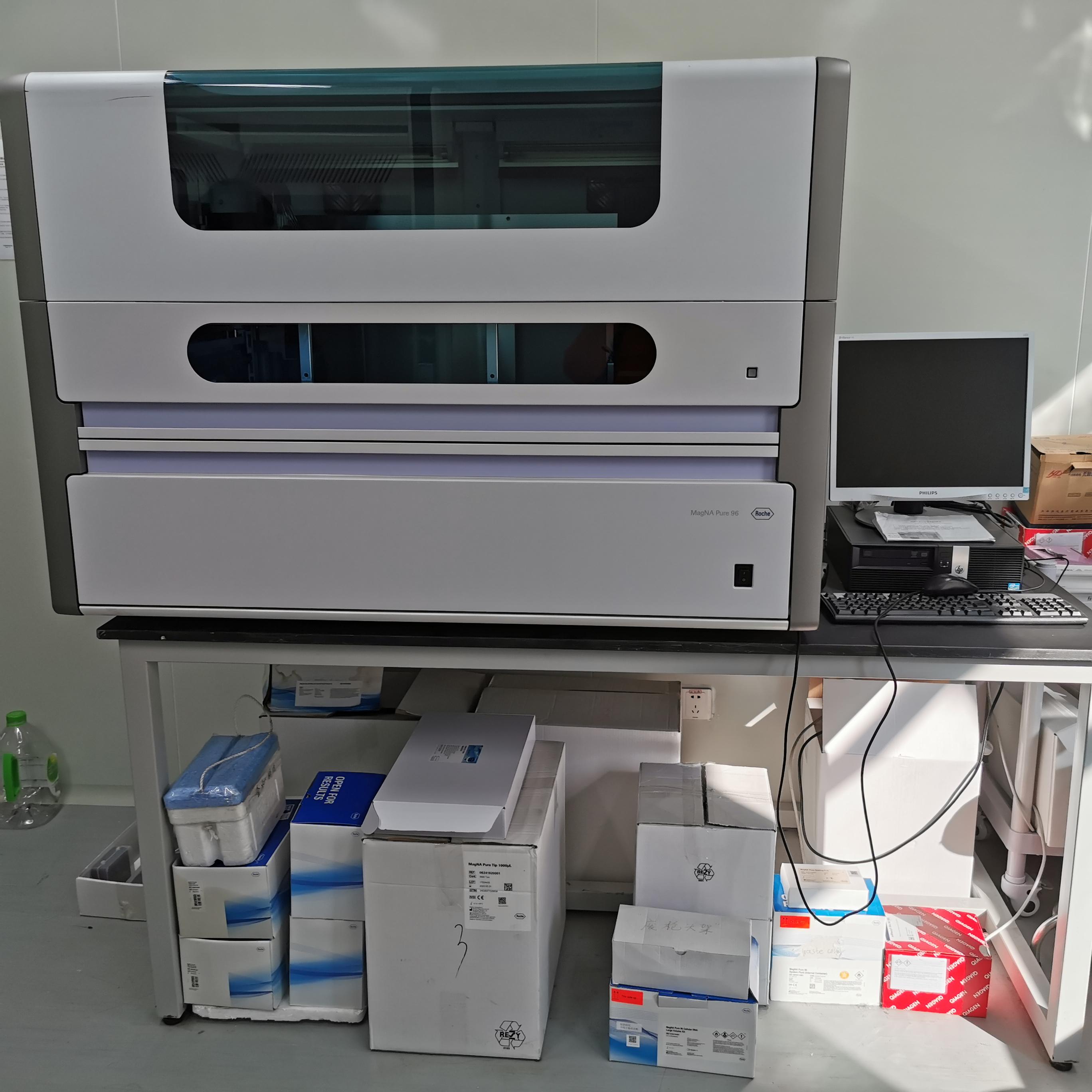 二手罗氏MagNA Pure96高通量全自动快速核酸纯化仪
