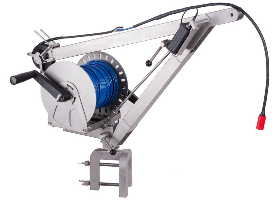 德国HYDRO-BIOS公司—手动/电动绞车