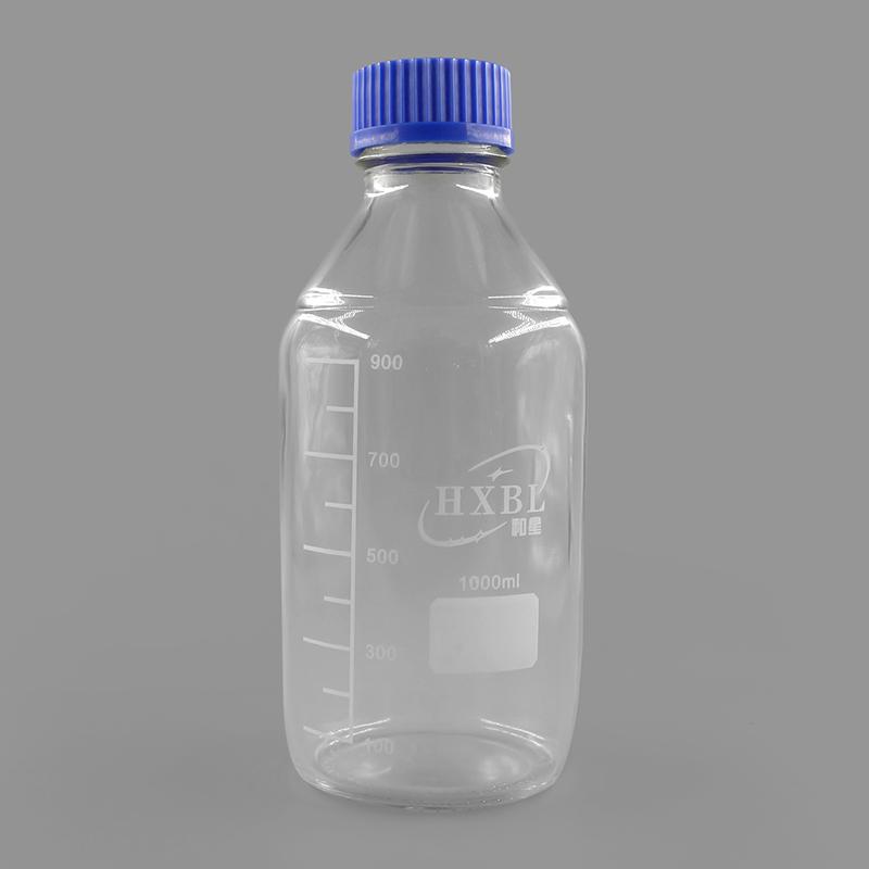 1000毫升蓝盖瓶