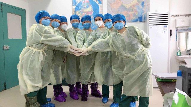 河南信合医院:铿锵玫瑰   绽放在抗「疫」一线
