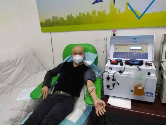 让爱「回流」:华润武钢总医院医护人员捐献康复期血浆