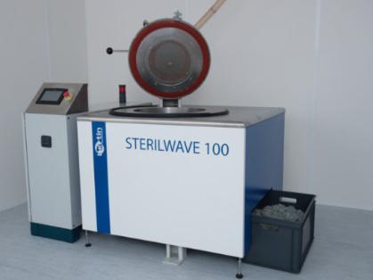Sterilwave医疗垃圾/生物危害垃圾处理设备