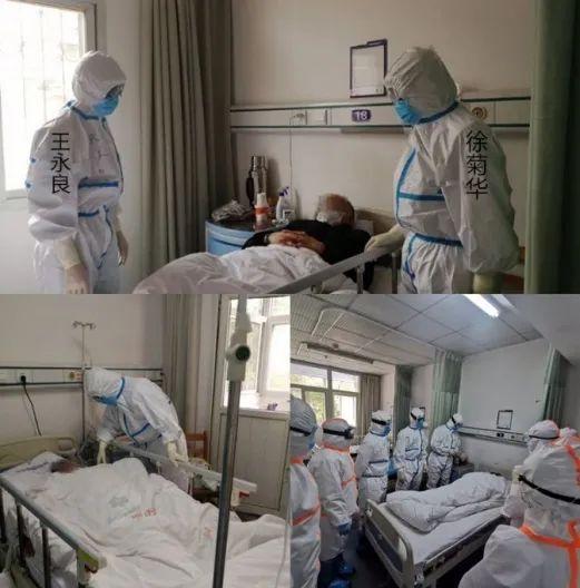 华润武钢总医院:知「豫」之恩!谢谢你们!平安回家!