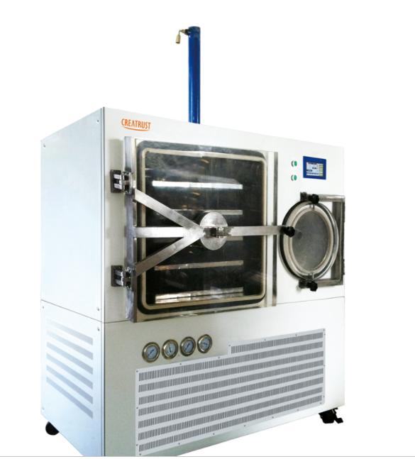 永和创信供应中式系列冷冻干燥机CTFD-100T
