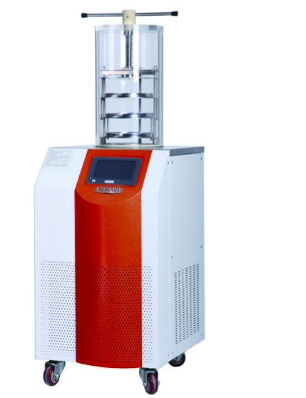 永和创信实验室冷冻干燥机压盖型CTFD-18T