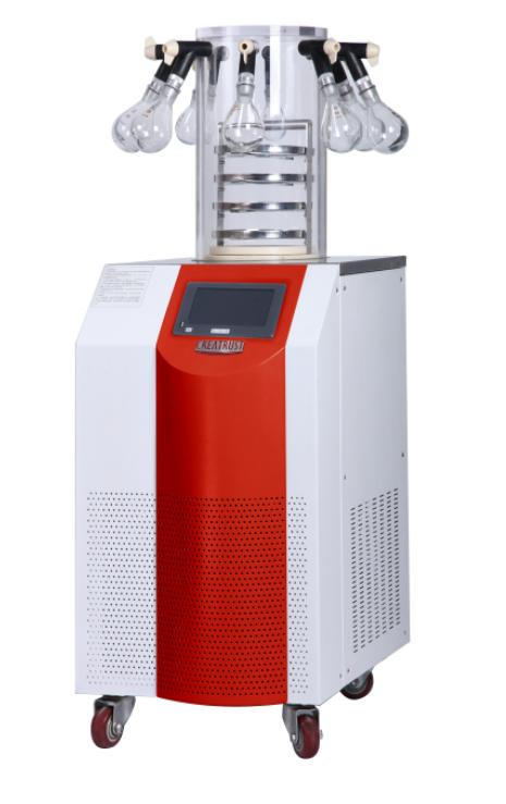 永和创信实验室冻干机多歧管CTFD-12P