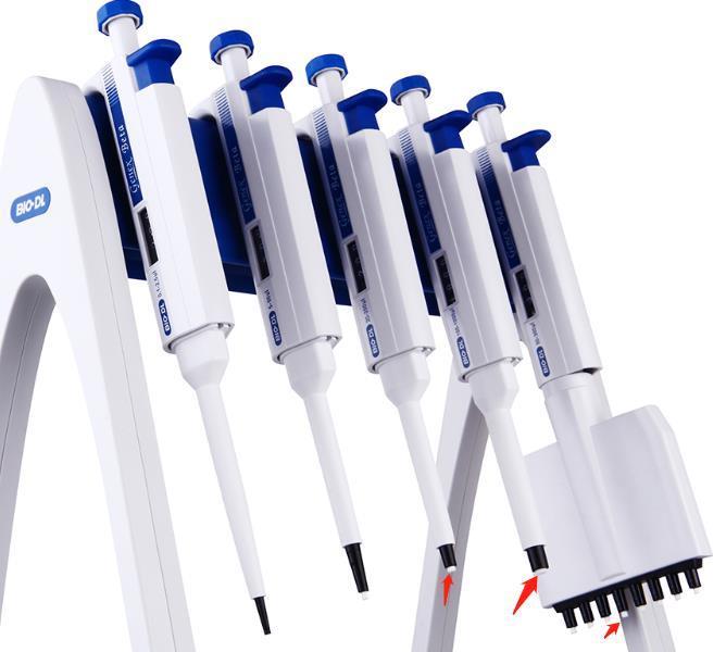 BIO-DL Genex单道10-100ul可调移液器