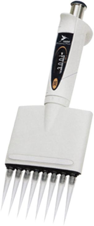 ProlinePLUS 12道0.5-10ul可调移液器