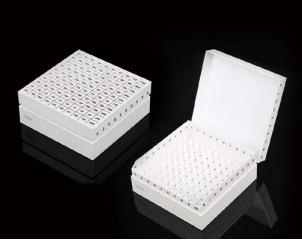 ID冻存盒 高端翻盖纸冷冻盒