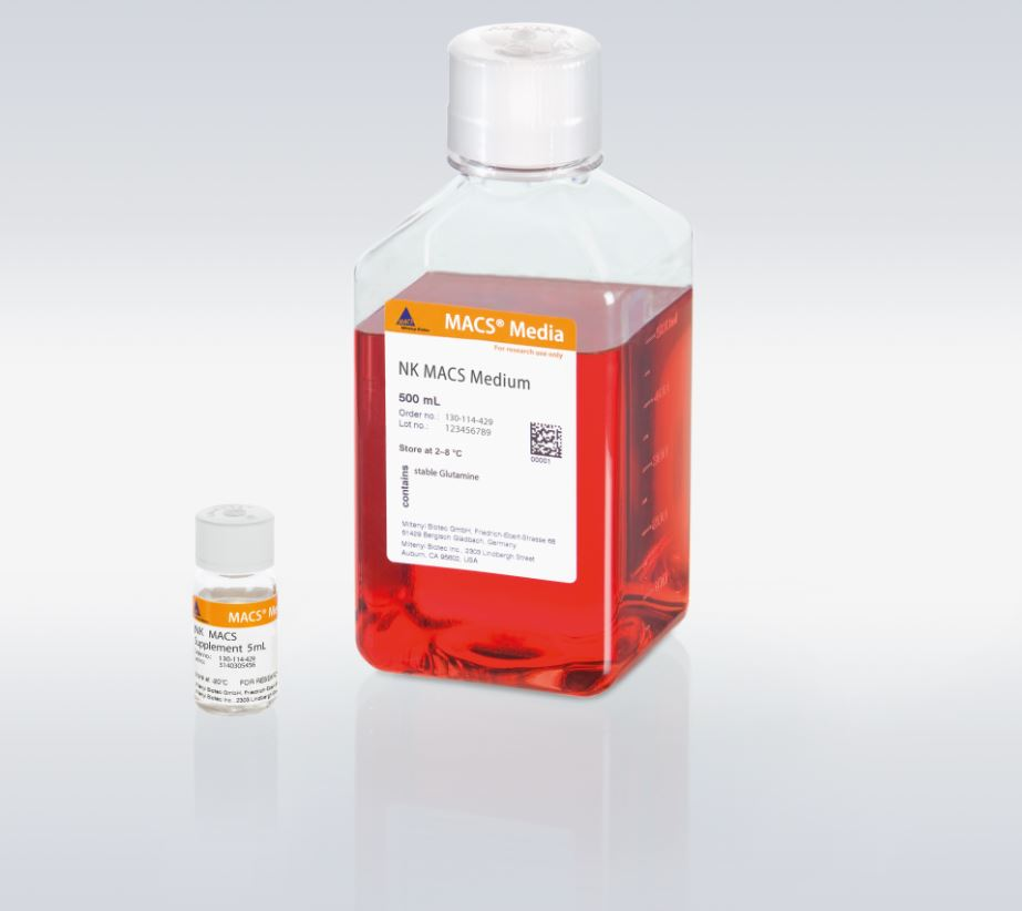 美天旎 NK细胞高效扩增培养基  NK MACS  Medium