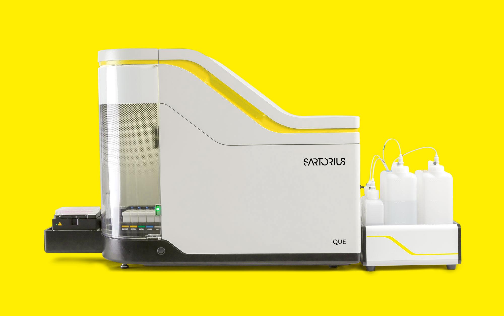 赛多利斯 Intellicyt® iQue3 高通量流式细胞仪