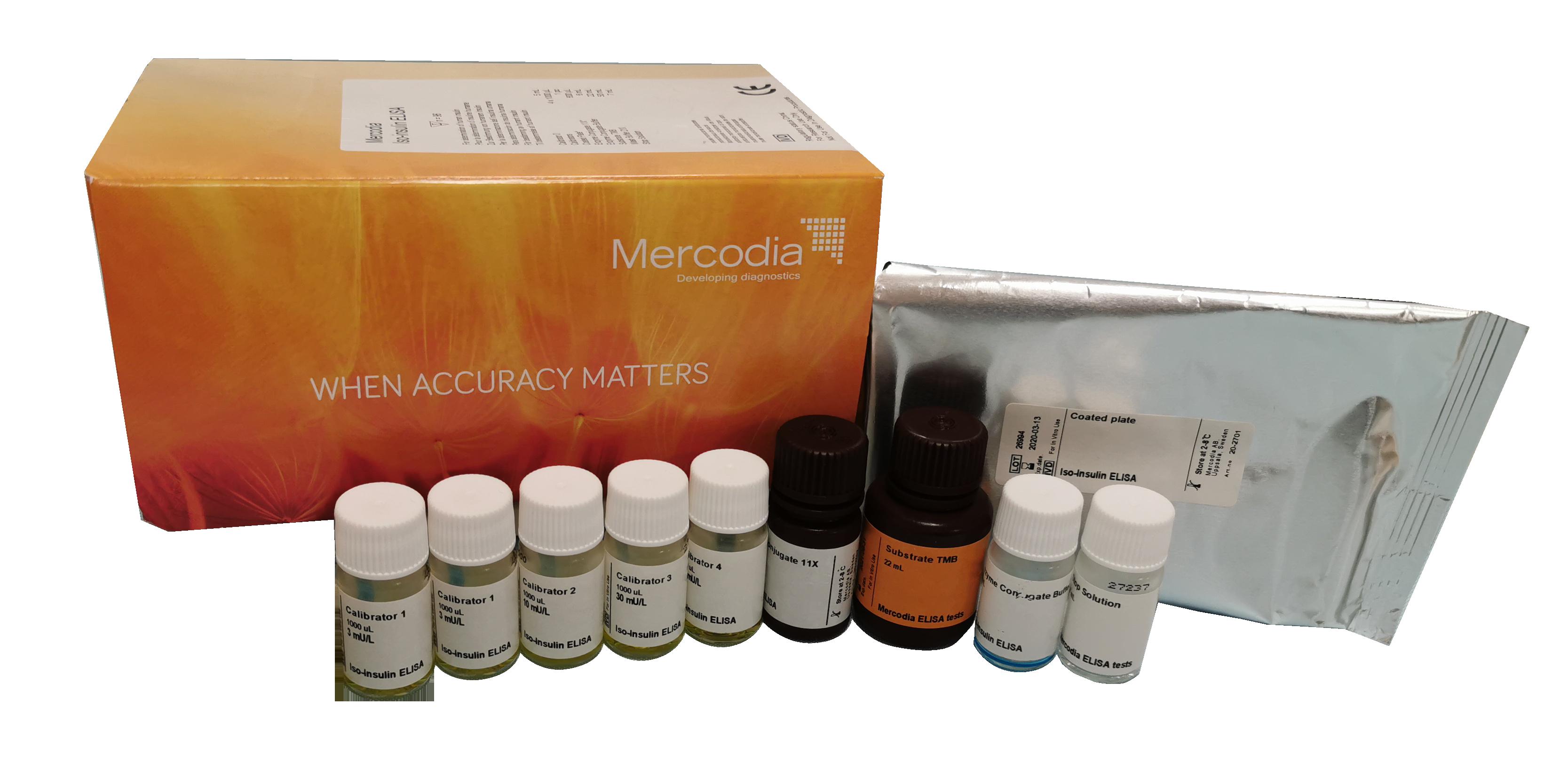 超敏胰岛素ELISA试剂盒