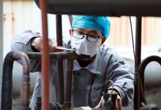 促复工复产  桂医附院后勤服务人员铆足劲加油干